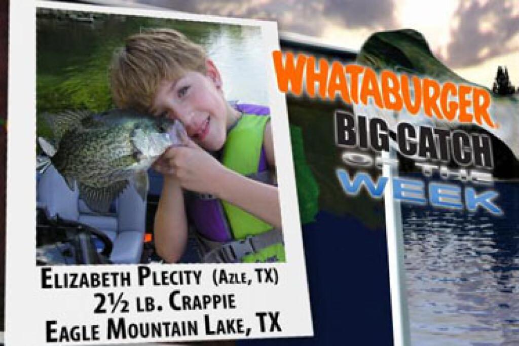 2010 Big Catch Winners
