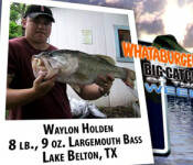 Big Catch winner 3-31-11
