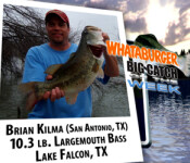Big Catch winner 4-7-11