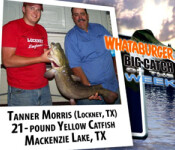 Big Catch winner 4-14-11