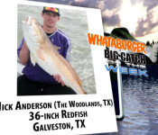Big Catch winner 4-21-11