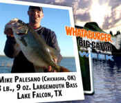 Big Catch winner 5-12-11