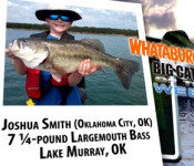 Big Catch winner 9-1-11