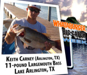 Big Catch winner 9-8-11