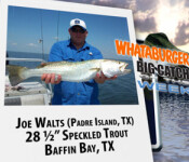 Big Catch winner 9-15-11