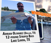 Big Catch winner 9-29-11