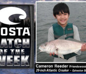 Costa Catch winner 4-26-12