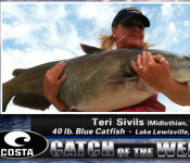 Costa Catch winner 5-31-12