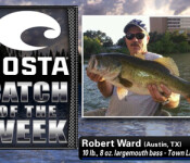 Costa Catch winner 9-13-12