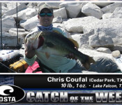 Costa Catch winner 11-29-12