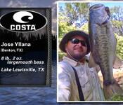 Costa Catch winner 6-6-13