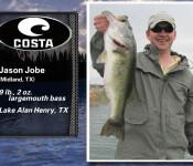 Costa Catch winner 7-18-13