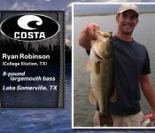 Costa Catch winner 8-29-13