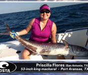 Costa Catch winner 9-26-13