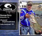 Costa Catch winner 11-7-13
