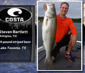 Costa Catch SW winner 8-21-14