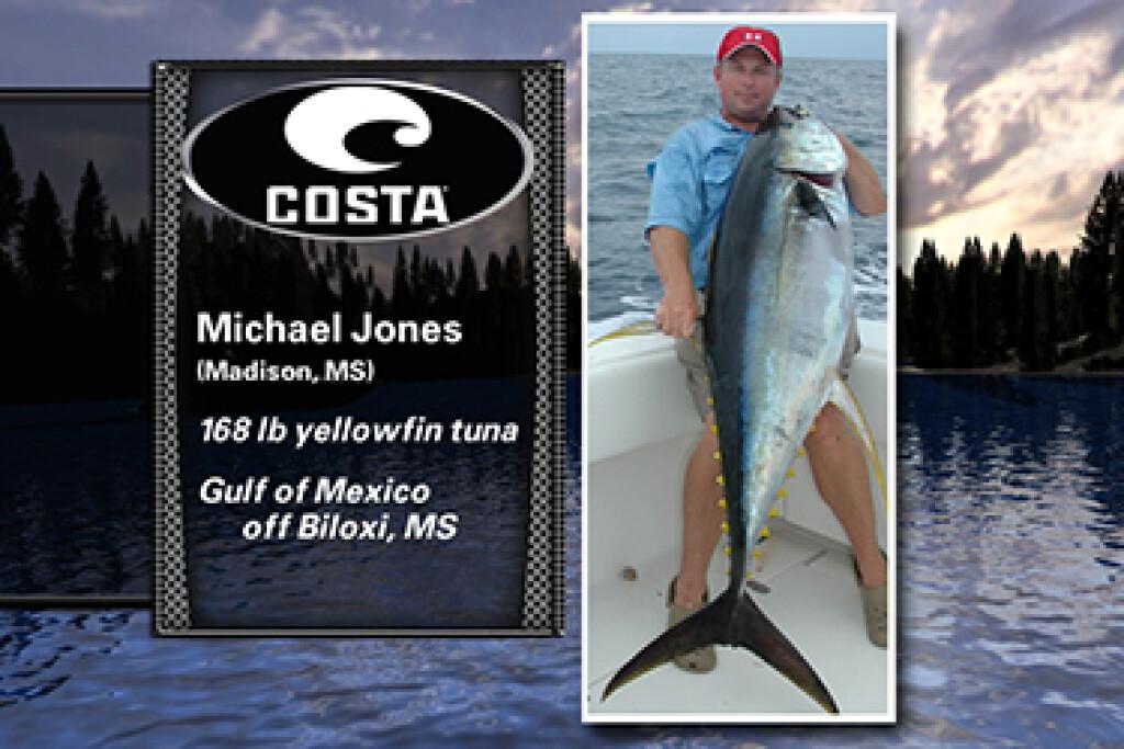 2014 Costa Catch Winners