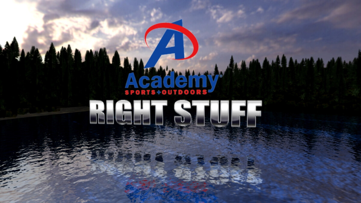 Academy Right Stuff