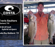 SW Costa Catch winner 9-10-15