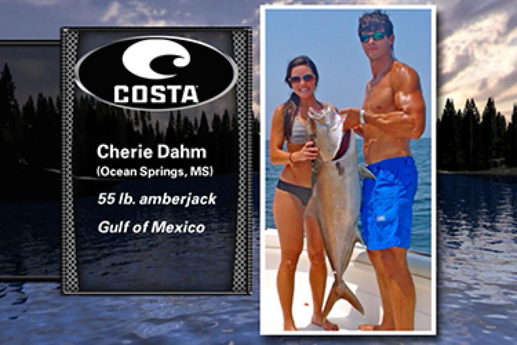 2015 Costa Catch Winners SOUTHEAST