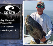 SE Costa Catch 10-29-15