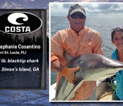SE Costa Catch winner 11-12-15