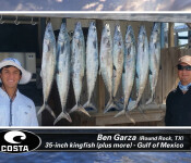SW Costa Catch winner 3-24-16
