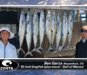 SW Costa Catch winner 3-24-16