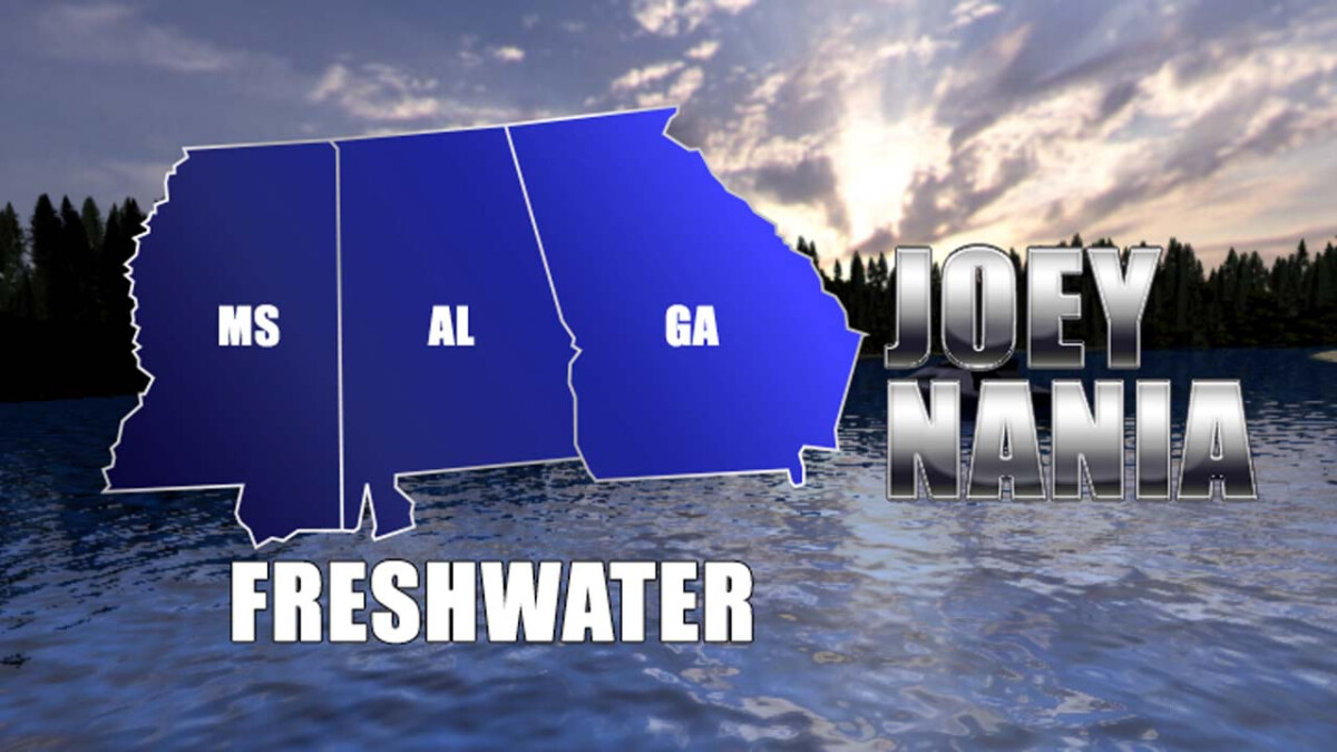 MS/AL/GA Freshwater Report