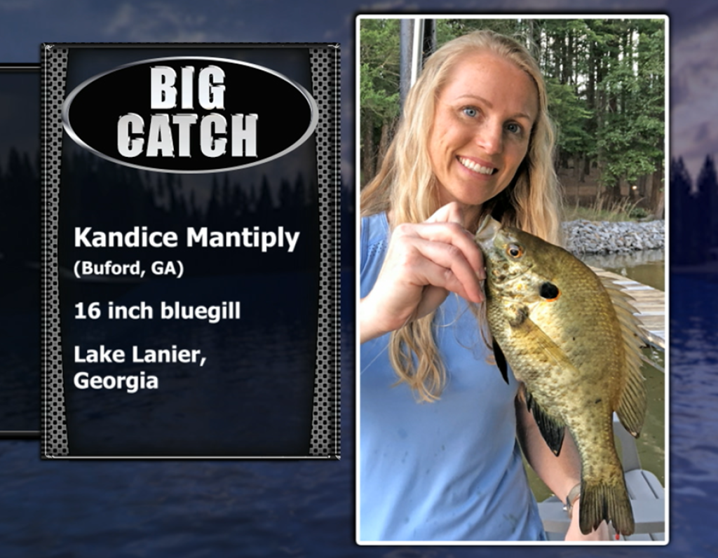 2018 Big Catch Winners SOUTHEAST