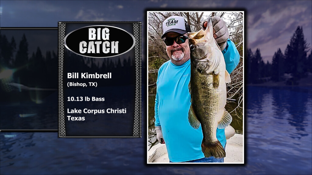 2019 Big Catch Winners SOUTHWEST