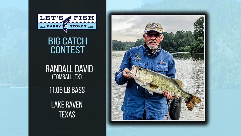 2020 Big Catch Winners SOUTHWEST